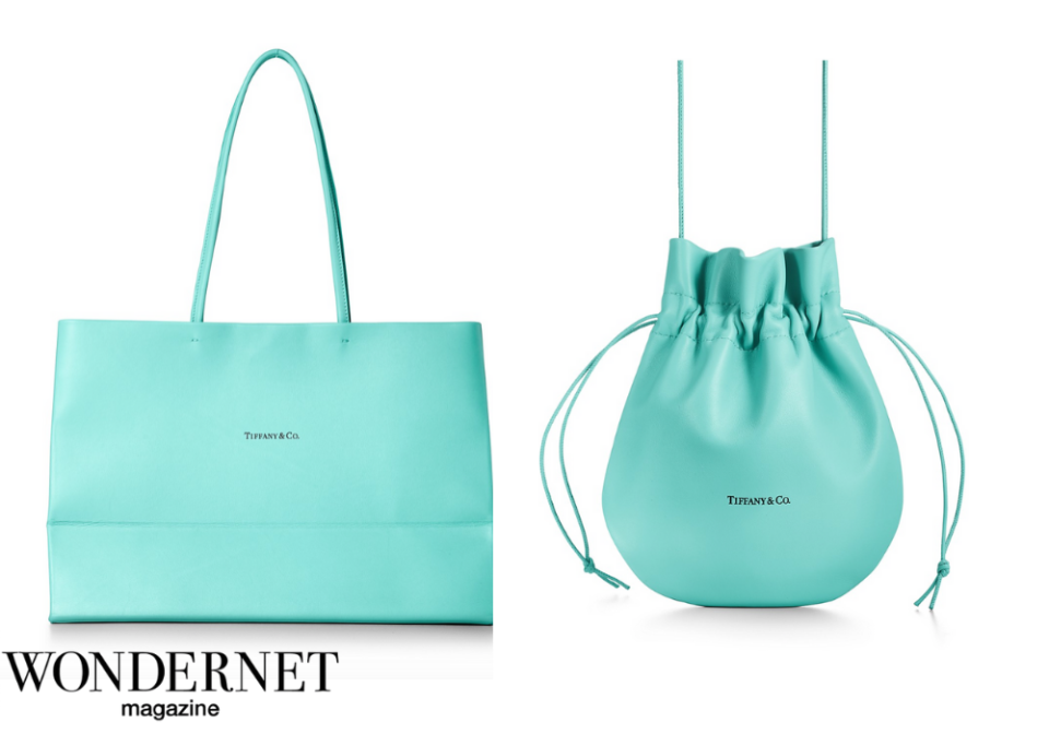 Tiffany shopper e dust bag