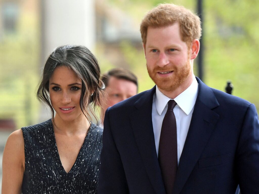 Harry e Meghan: l'accordo con Netflix