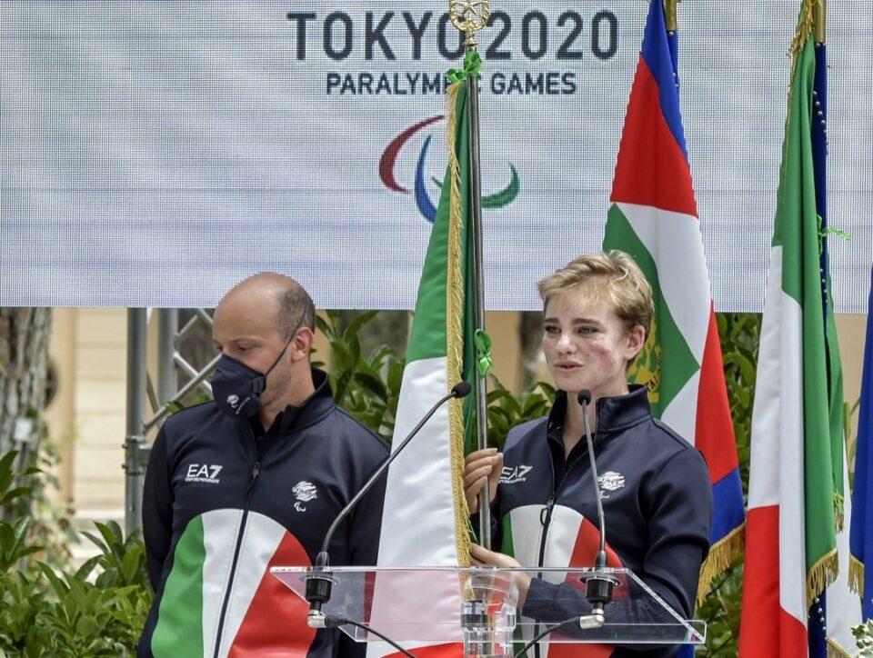 Paralimpiadi, il team azzurro in partenza per Tokyo